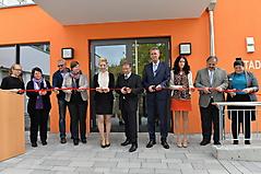 Eröffnung Stadtteilzentrum