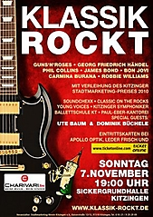Klassik Rockt 2010